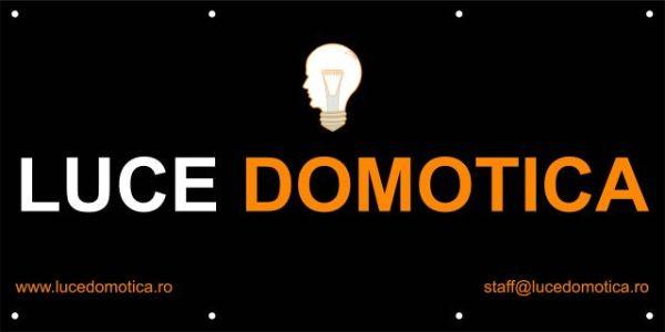 Print banner Luce Domotica SRL