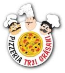 Logo Pizza 3 Grasani