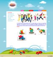 Web Design, Web Site Design :: Realizare site web catalog de produse www_buraktoys_ro