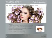 Web Design, Web Site Design :: Realizare site web www_miragefashion_ro