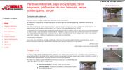 Web Design, Web Site Design :: Realizare site web www_pardoselielicopterizate_ro